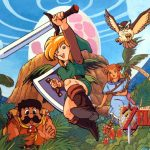 Link's Awakening Artwork