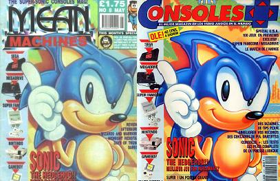 couverture Sonic